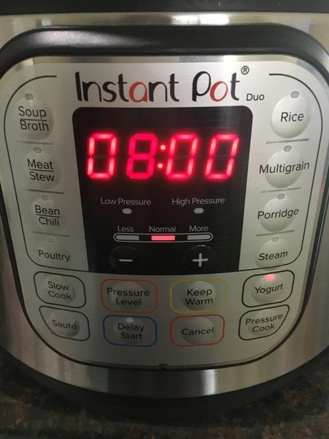 ヨーグルトモードで8時間発酵