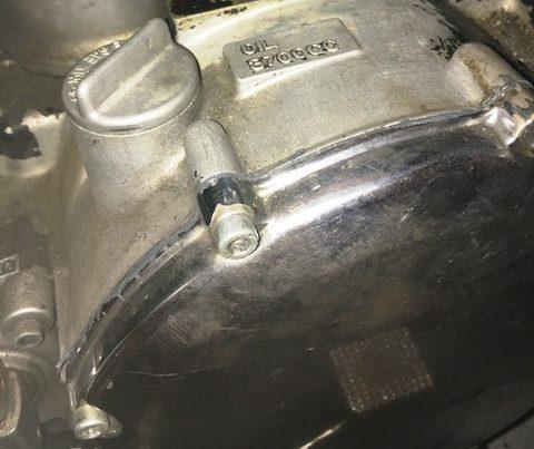 カワサキZ1・Z2・KZ1000オイル交換方法を解説