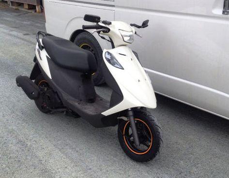ヤフオク・メルカリでバイクを購入した失敗談 アドレスV125