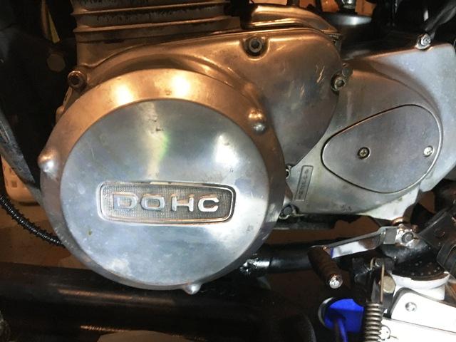 バイクの中古車選び方⑥エンジン腰下のオイル漏れ